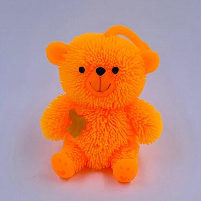 orange klemmebamse