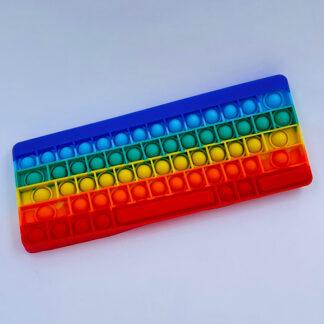 Regnbue pop it brætspil