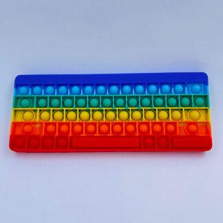 regnbue pop it keyboard