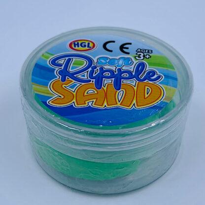 Mega blød ripple dipple sand grøn farve
