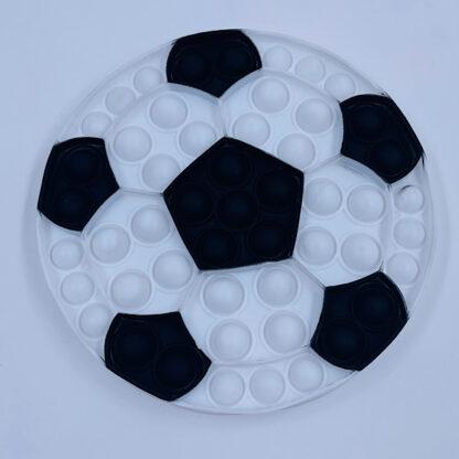 Mega fed kondisko og bold til en starter fodbold stjerne boldspil kun bold