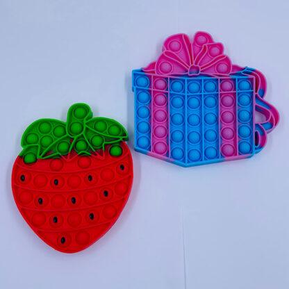Julegave jordbær gave til jul samlet sej