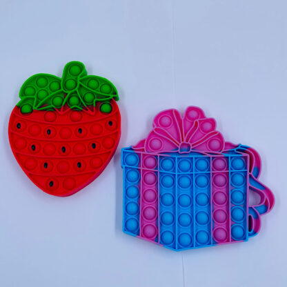 Julegave jordbær gave til jul samlet