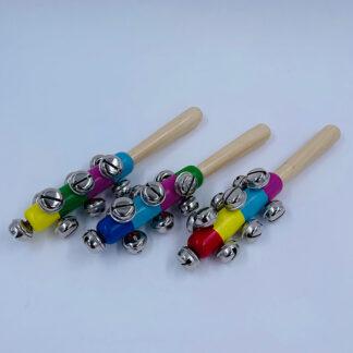 Klokke pind Bell stick Musikinstrument Små gaver