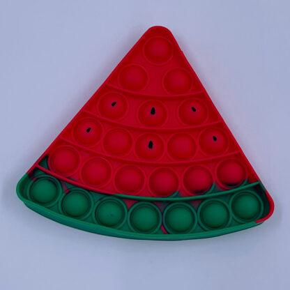 Pop it vandmelon stykke pop fidget