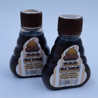 Slime Poo brun glimmer slim Små gaver